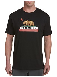 O'Neill Cali Bear Graphic Tee