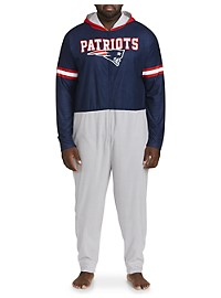NFL Microfleece Union Suit
