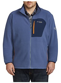 Columbia Titanium Titan Pass 2.0 Fleece Jacket