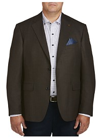 Oak Hill Mini Check Sport Coat