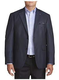 Oak Hill Textured Tic Weave Sport Coat- Executive Cut