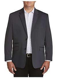 Synrgy Jacket-Relaxer Geometric Dinner Jacket