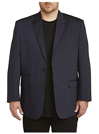 Synrgy Jacket-Relaxer Grid Dinner Jacket