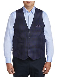 Oak Hill Medium Check Vest