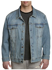 True Nation Lightwash Vintage Denim Jacket