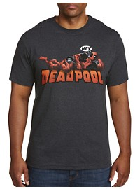 Deadpool Hey Graphic Tee