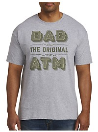 Dad The Original ATM Graphic Tee