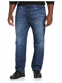 Levi's 502 Taper-Fit Stretch Jeans