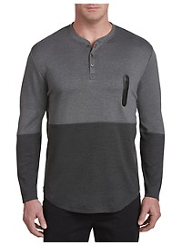 PX Clothing Long-Sleeve Henley