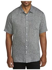 PX Clothing Woven Sport Shirt