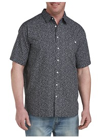 PX Clothing Printed Sport Shirt