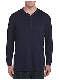 Harbor Bay Henley Sleep Shirt