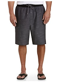 True Nation Space-Dye Swim Trunks