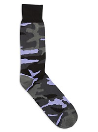 Twenty-Eight Degrees Abstract Socks
