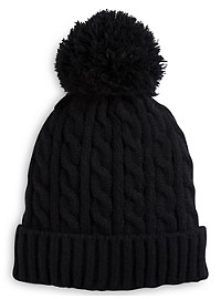 New York Accessory Group Cable-Knit Hat