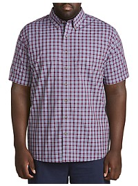Harbor Bay Small Plaid Sport Shirt