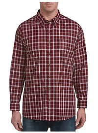 Harbor Bay Medium Plaid Sport Shirt
