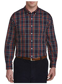 Oak Hill Large Plaid Sport Shirt