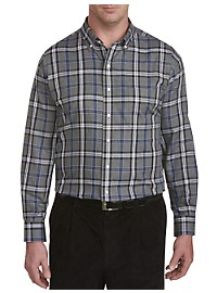 Oak Hill Medium Plaid Sport Shirt