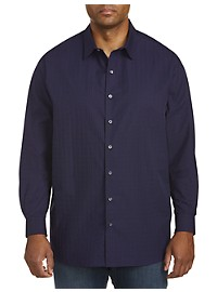 Synrgy Small Check Sport Shirt