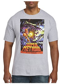 Super Metroid Graphic Tee