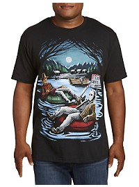 Freddy and Jason Graphic Tee
