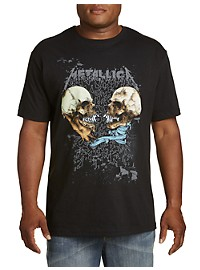 Metallica Skulls Graphic Tee