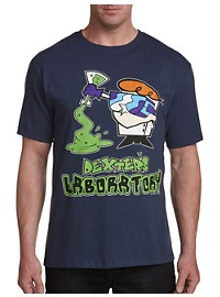Dexter's Laboratory Graphic Tee
