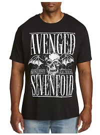 Avenged Sevenfold Bullet Proof Graphic Tee