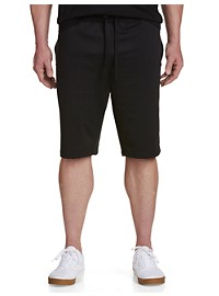 Society of One Side-Taped Knit Shorts
