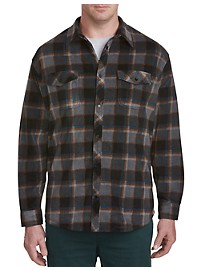 O'Neill Glacial Crest Plaid Flannel Shirt