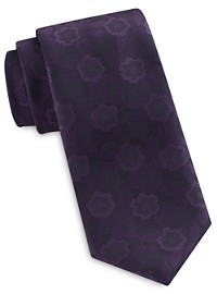 Synrgy InteliStretch Performance Floral Tie