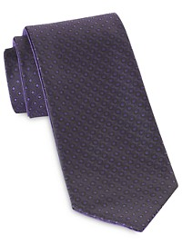 Synrgy Reversible Bolded Dot Tie