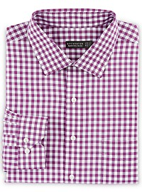 Rochester Non-Iron Check Dress Shirt