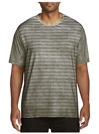 Society of One Faded Stripe T-Shirt