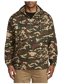 Society of One Ripstop Camo Anorak Jacket