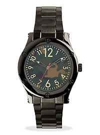 Synrgy Camo Watch