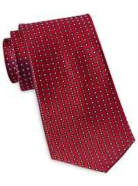 Rochester Designed in Italy Non-Solid Neat Tie
