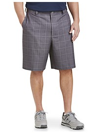 Reebok Performance Plaid Shorts