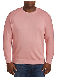 Harbor Bay Raglan-Sleeve Pullover
