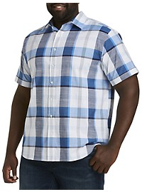 Synrgy Check Stretch Sport Shirt
