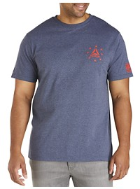 Reebok Delta Honor Flag Graphic Tee