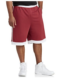 Reebok Taped Speedwick Basketball Shorts