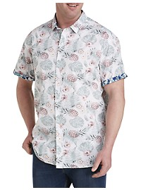 Twenty-Eight Degrees Tropical Sport Shirt