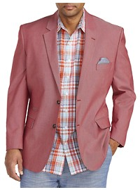 Synrgy Performance Non Solid Tech Sport Coat