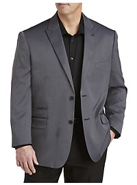 Synrgy Jacket Relaxer Performance Tonal Pattern Sport Coat