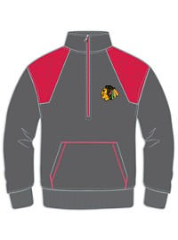 NHL 1/4-Zip Pullover
