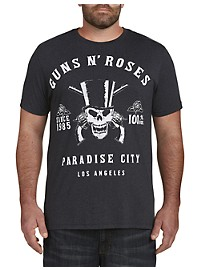 Guns N' Roses Paradise City Graphic Tee