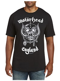 Motorhead Graphic Tee