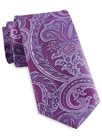 Rochester Designed In Italy Paisley Tie